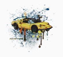 Ferrari Dino 246 GTS by Svetlana Sewell