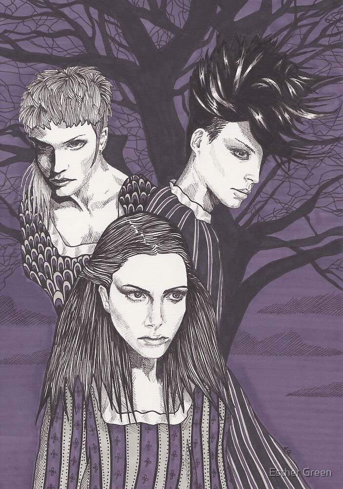 Lear's Daughters by Esther Green