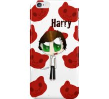 Chibi Harry from One Direction iPhone Case/Skin