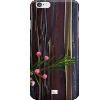 Bark and buds iPhone Case/Skin