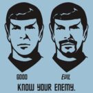 Star Trek - Know Your Enemy by Buleste