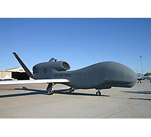 UAV Global Hawk Photographic Print