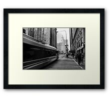 South Water Framed Print