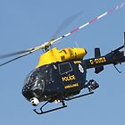 The Sussex police helicopter by mooneyes