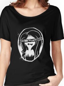 Glob save the vampire Queen Women's Relaxed Fit T-Shirt
