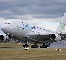 A380 Airbus by mooneyes