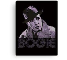 Bogie Canvas Print