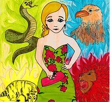 The Magic of J.K. Rowling by LittleMizMagic
