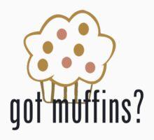 Got Muffins? Kids Clothes