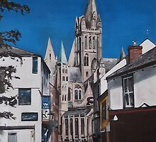 Steeples by Cherise Foster