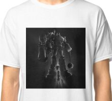 Megatron and Girl Classic T-Shirt