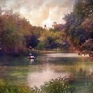 Central Park Afternoon by John Rivera