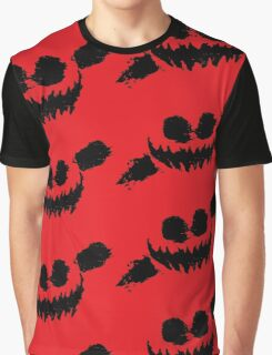 Knife Party; Haunted House Graphic T-Shirt