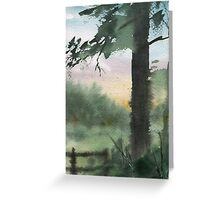 Plein Air 10 Greeting Card