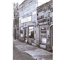 Fox Oregon Photographic Print