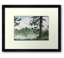 Plein Air 11 Framed Print