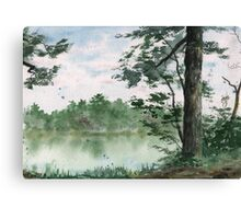 Plein Air 11 Canvas Print