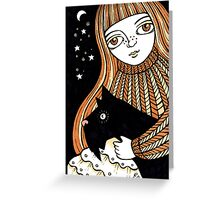 Marg Greeting Card
