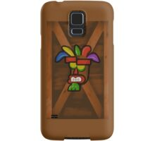 Aku Aku Mask Box Samsung Galaxy Case/Skin