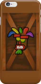 Aku Aku Mask Box by PJudge