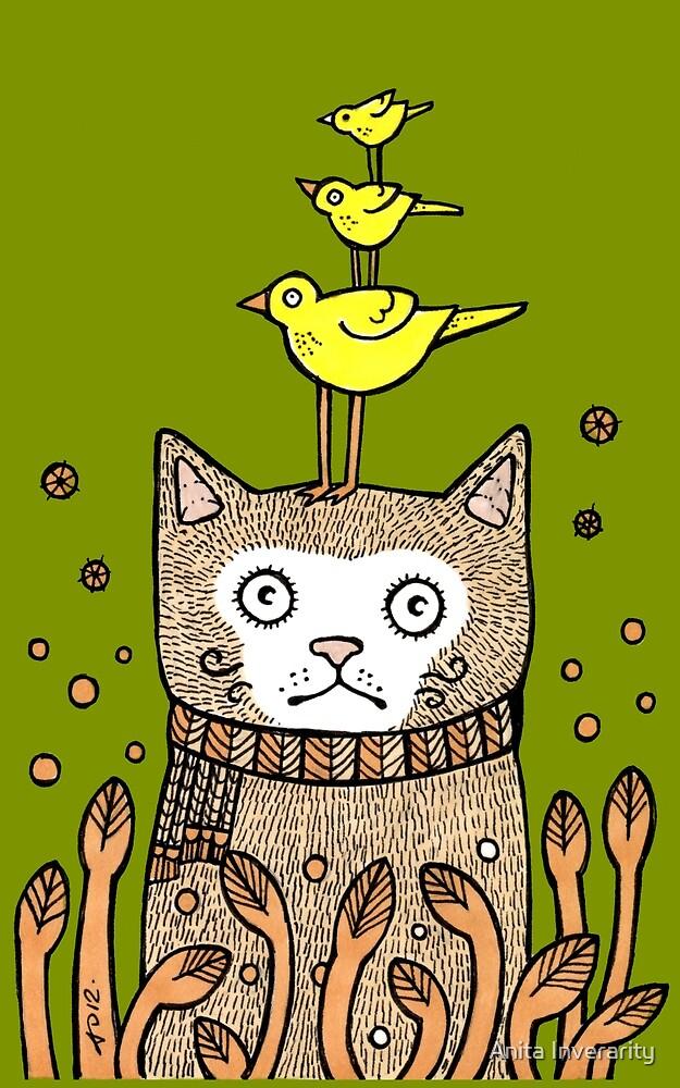 Bird Bother by Anita Inverarity