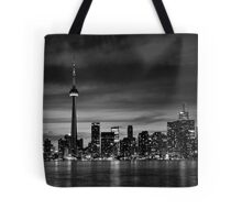 TO in B&W Tote Bag