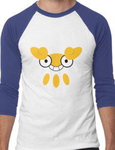 Pokemon - Darumaka / Darumakka Men's Baseball ¾ T-Shirt