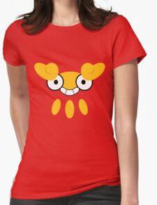 Pokemon - Darumaka / Darumakka Womens Fitted T-Shirt
