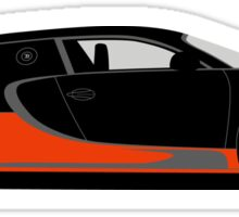 2010 Bugatti Veyron 16.4 Super Sport World Record Edition Sticker