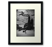 Church of Our Lady Assumed into Heaven (St. Mary's Church) Framed Print
