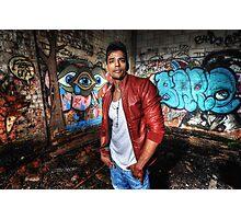 Saurabh4 Photographic Print