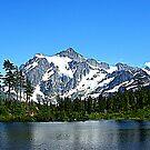 """""""North Cascades"""" by Lynn Bawden"""