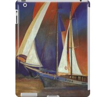 Gulet Under Sail iPad Case/Skin
