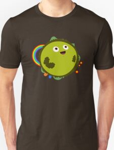 Happy Green Planet Unisex T-Shirt