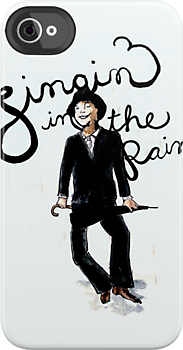 Singin in the Rain iPhone by rishann