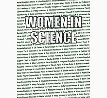 Women In Science Women's Relaxed Fit T-Shirt