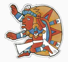 Mayan Warrior v.1 Baby Tee