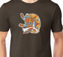 Mayan Warrior v.1 Unisex T-Shirt