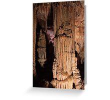 Lehman Cave Greeting Card