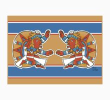 Mayan Warrior v.1 (double) One Piece - Short Sleeve