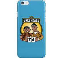 Greendale Street  iPhone Case/Skin