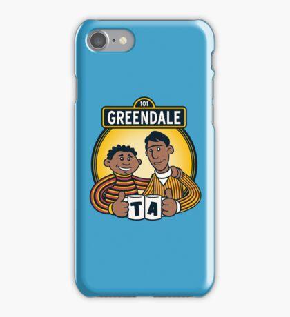 Greendale Street  iPhone Case/Skin