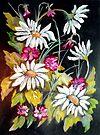 Wild Flowers in my Gerbers by Jim Phillips