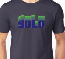 YOLO - Gradient Fade Unisex T-Shirt