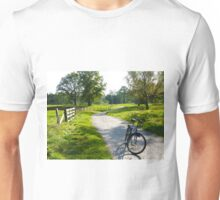 On the way to Vidöstern Unisex T-Shirt