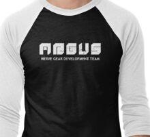 ARGUS - Nerve Gear Development Team Men's Baseball ¾ T-Shirt