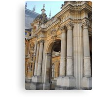 Waddesdon Manor Entrance Canvas Print