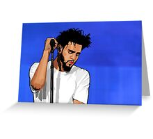 Cole World Greeting Card