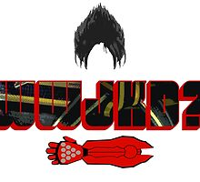 What Would Jin Kazama Do? by samm0