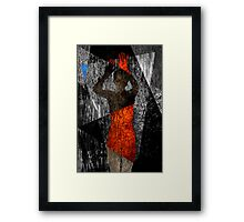 Battleground  Framed Print